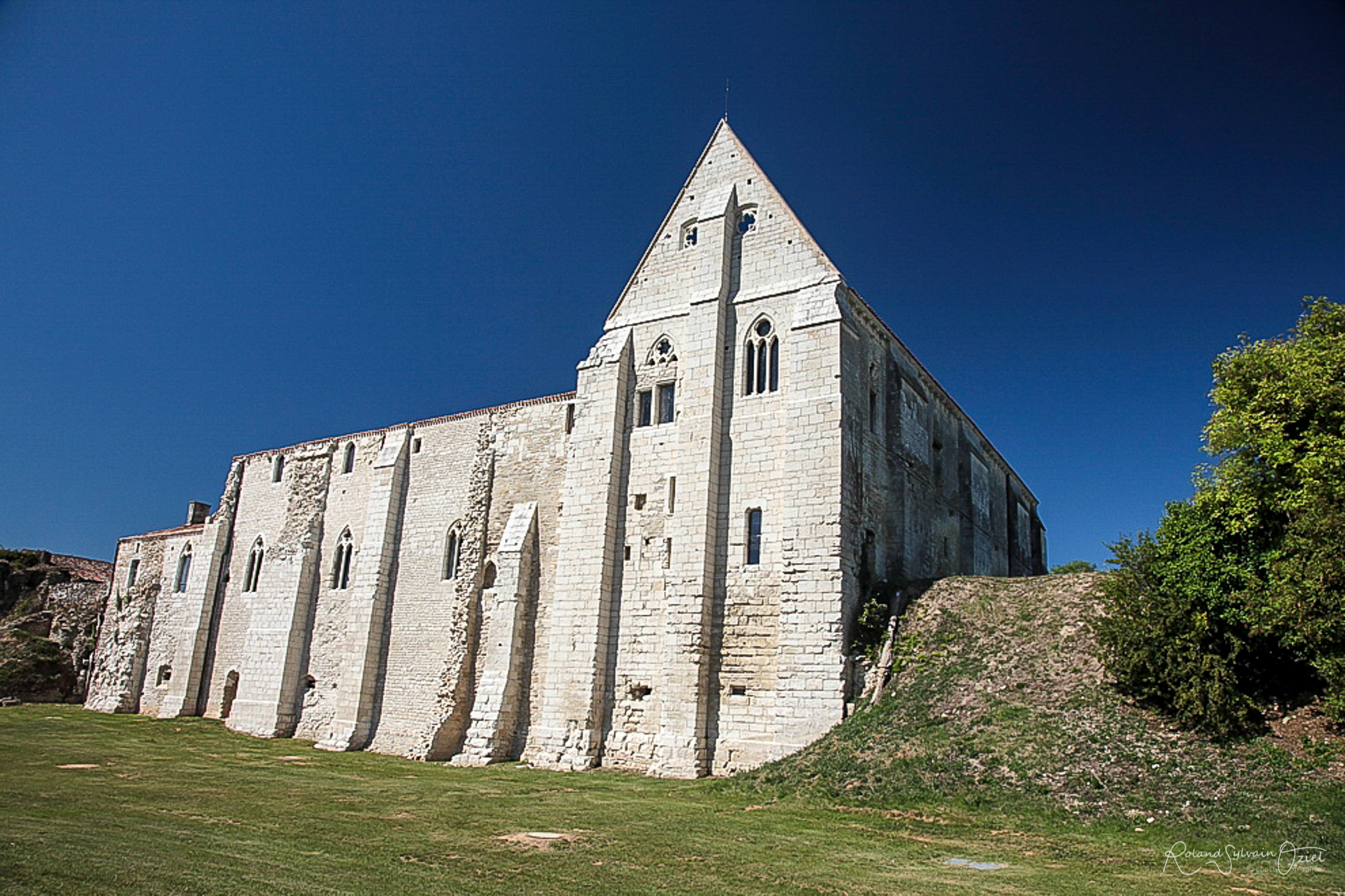 Animations et visites guidées autour de l'Abbaye de Maillezais en Vendée