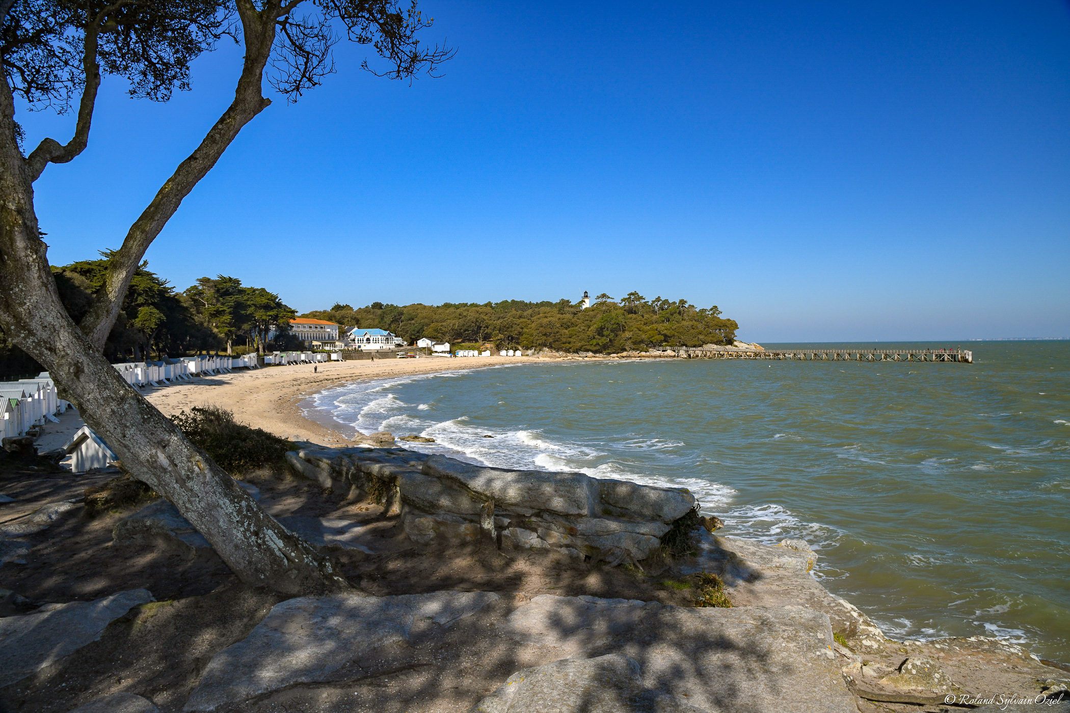 Vos vacances sur la plage des dames en réservant un camping à proximité