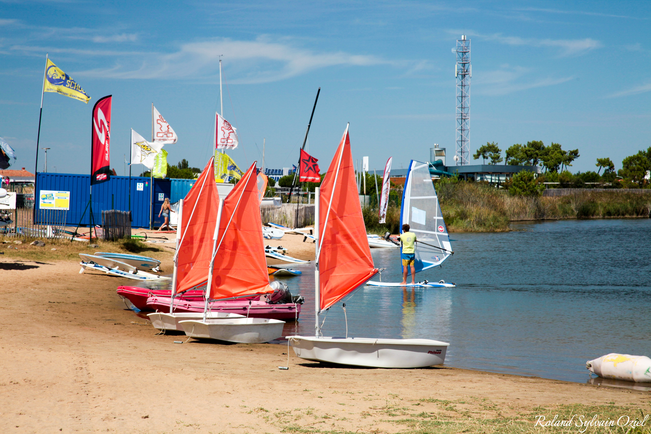 Les activités nautiques en Vendée