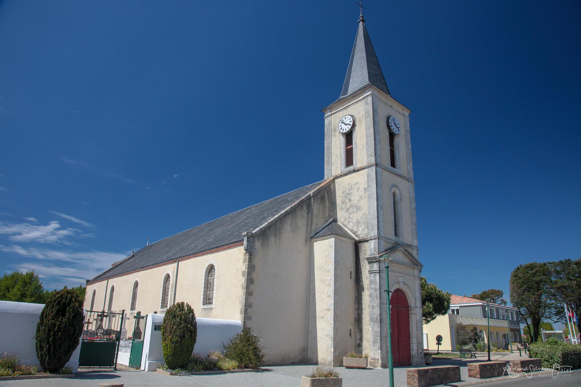 Eglise Saint Pierre de la Barre de Monts