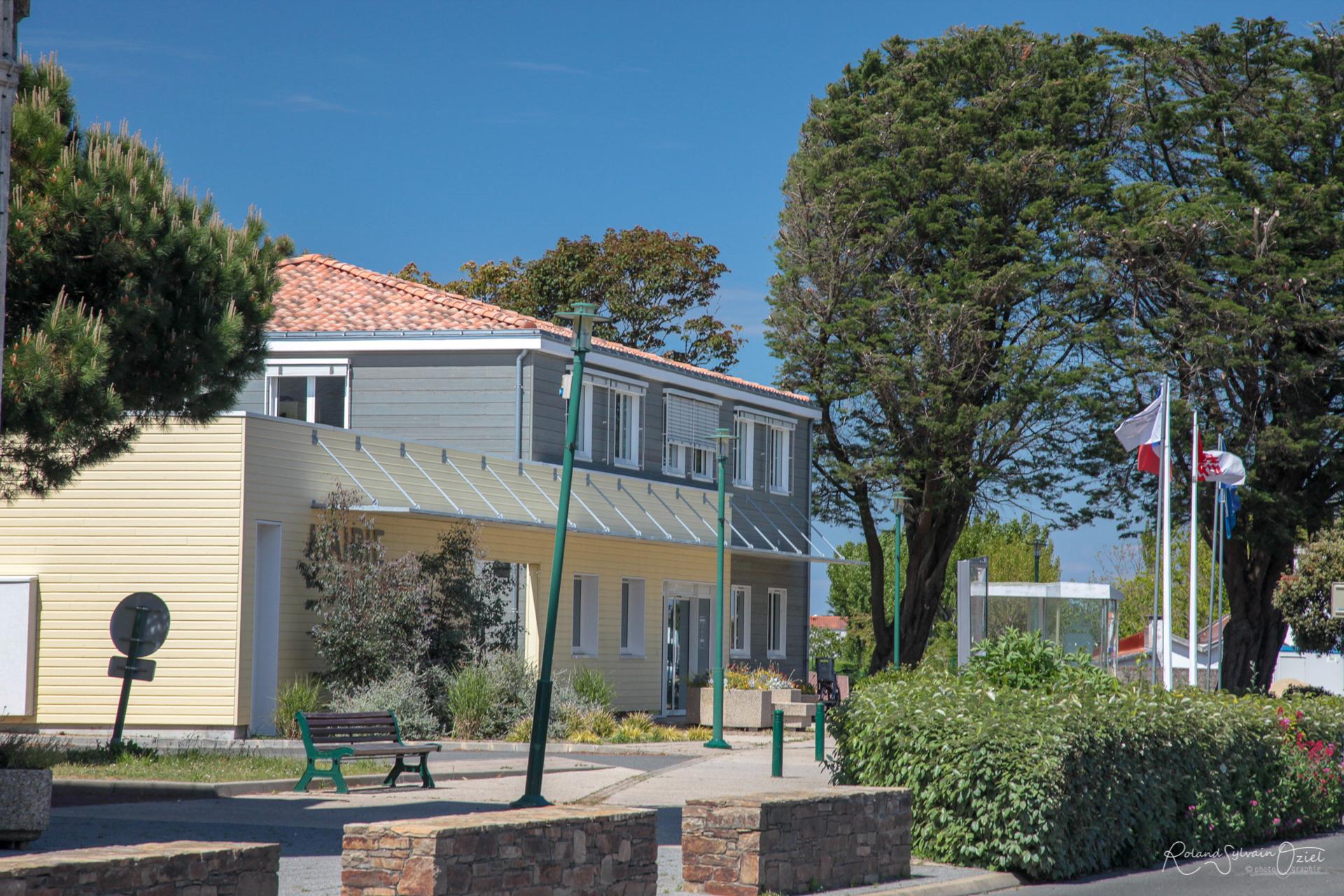 Mairie de la Barre de Monts en Vendée