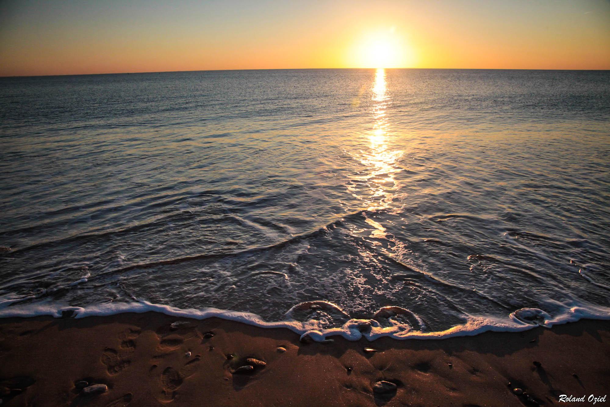 paysage de la Faute sur Mer
