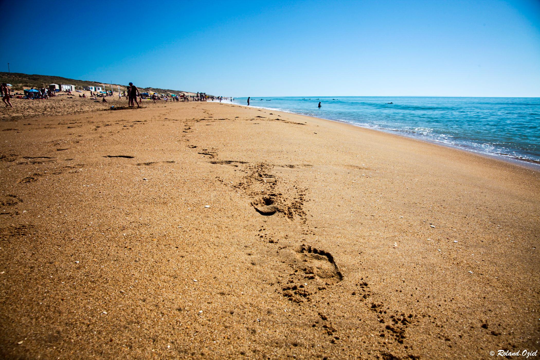 plage familiale en Vendée
