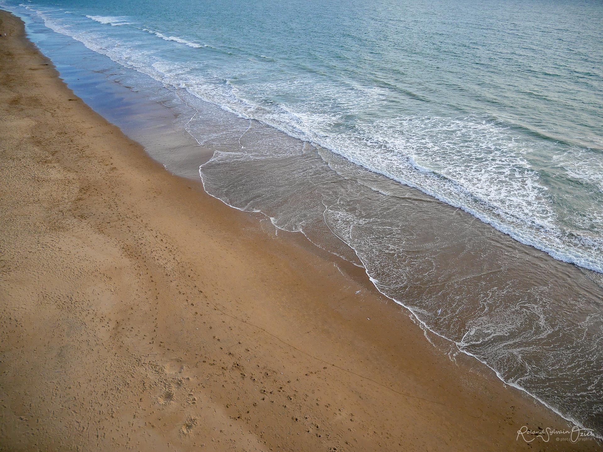 plage sauvage en Vendée