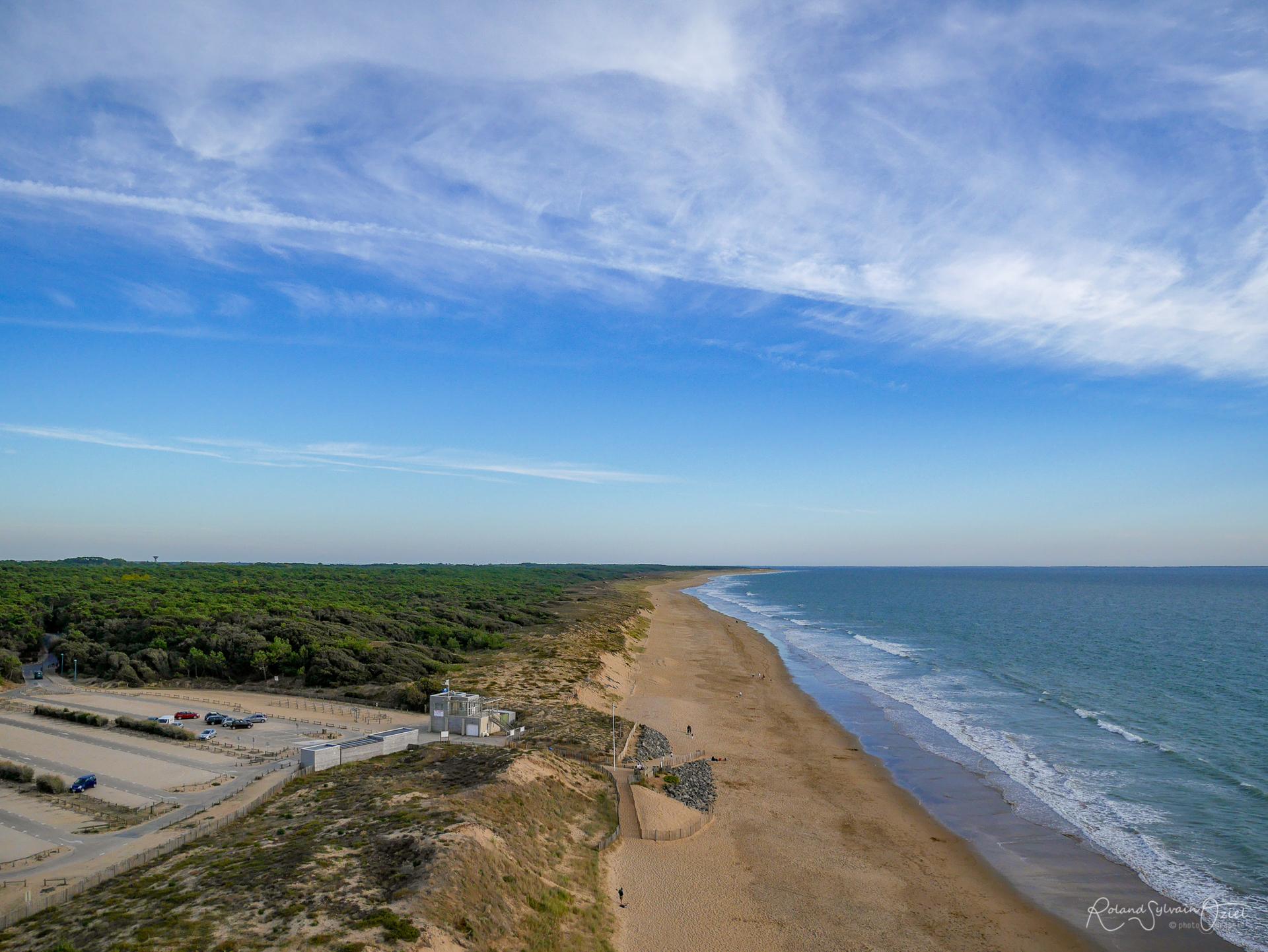 plage les conches Vendée