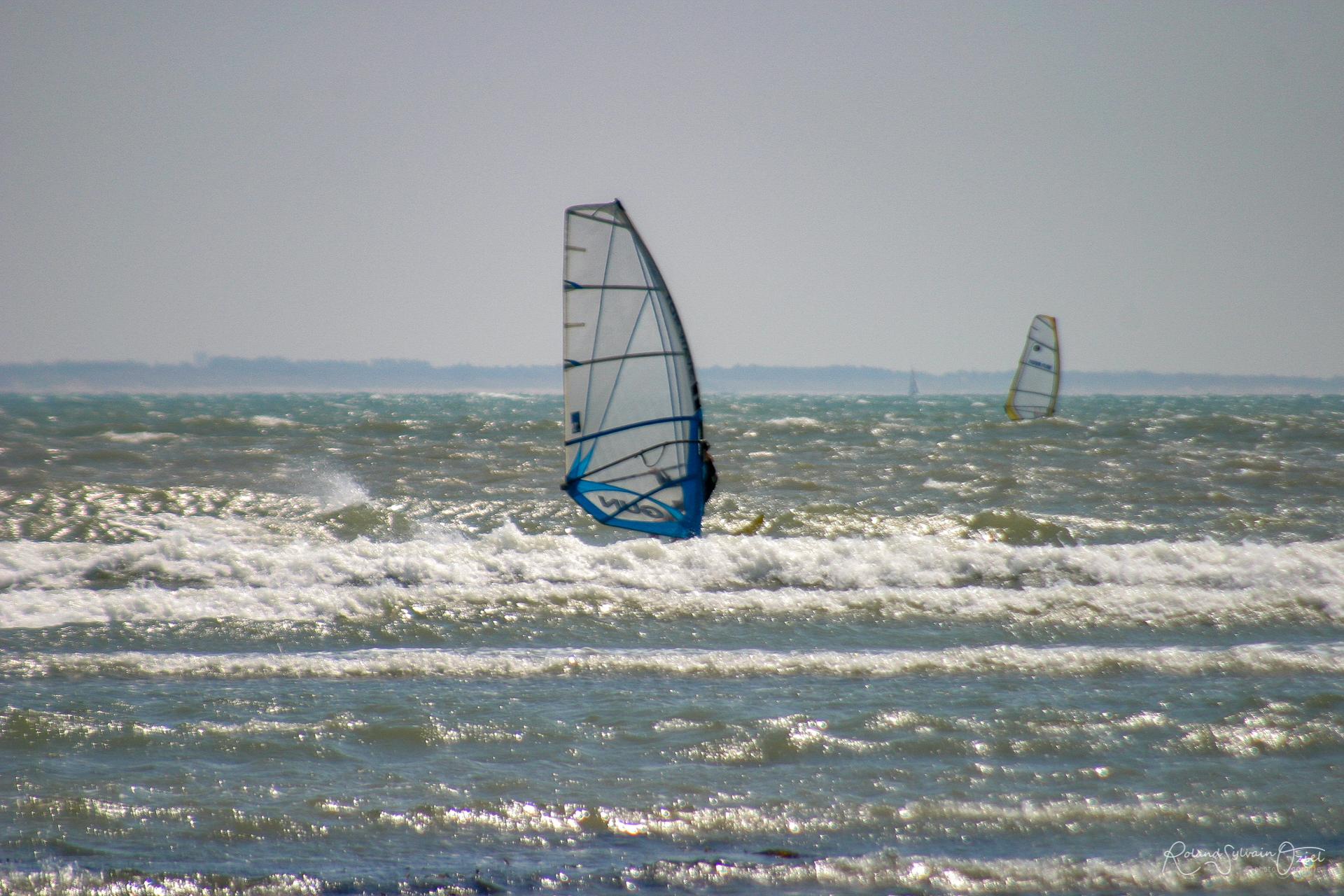 Où pratiquer la planche à voile en Vendée