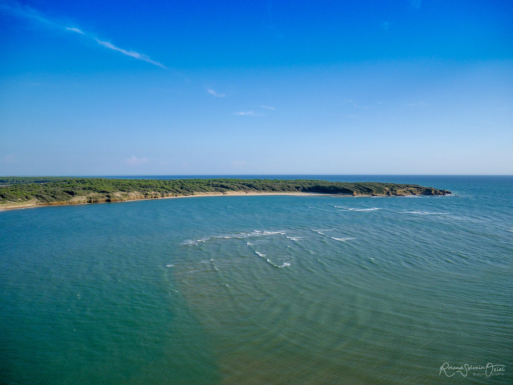 Pointe du Payré côté jard sur mer