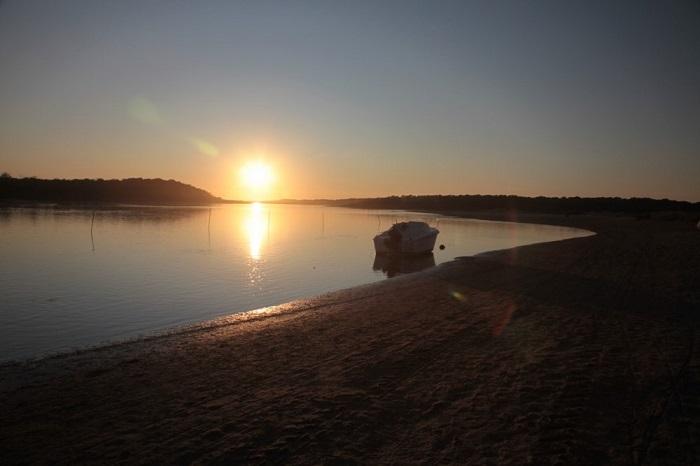 coucher de soleil jard-sur-me