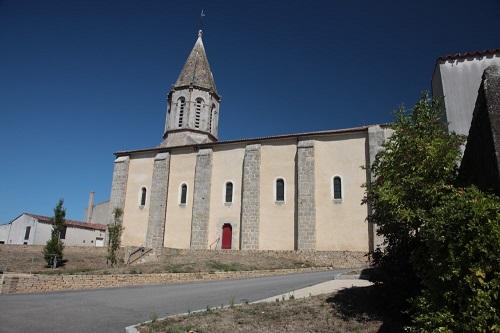 église Moutiers les Mauxfaits