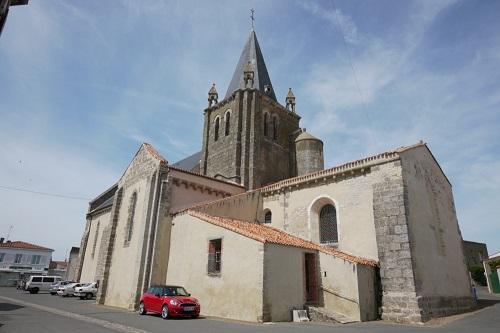 église Longeville sur Mer