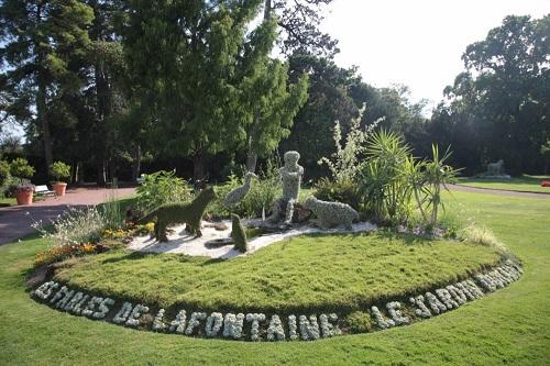 jardin du maine Luçon