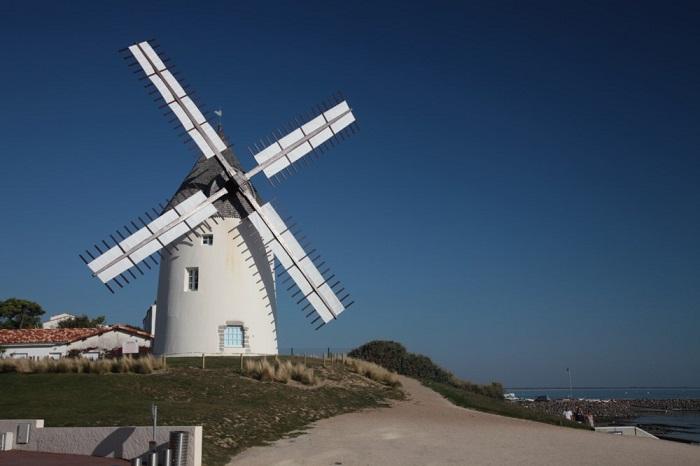 moulin du port de jard-sur-me