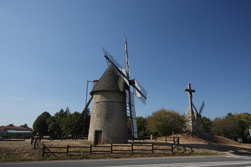 moulin Tiffauges