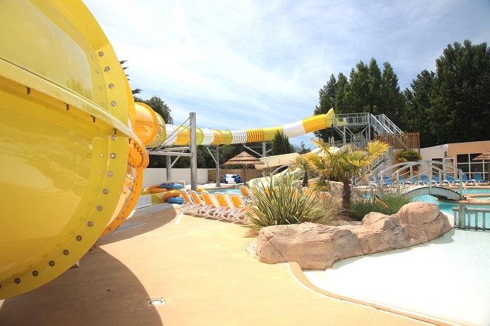 camping piscine Sables d'Olonne