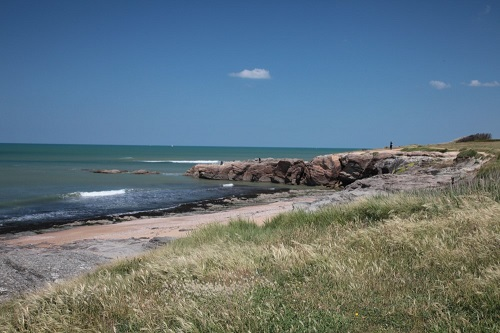 plage bretignolles-sur-mer près du  camping
