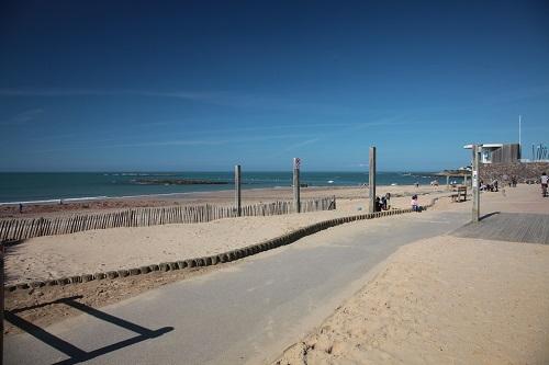 plage proche Vairé
