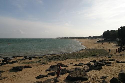 Noirmoutier au départ de beauvoir