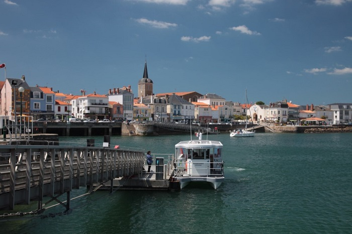 port Sables d'Olonne