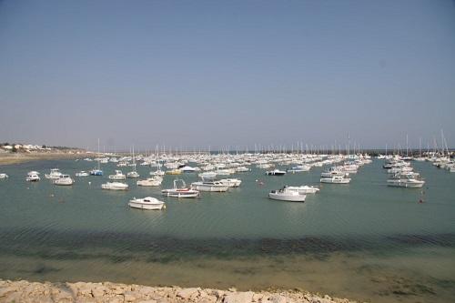 port proche St Vincent sur Jard