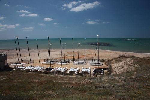 plage bretignolles-sur-mer