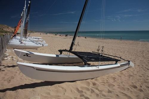 voilier Longeville sur Mer