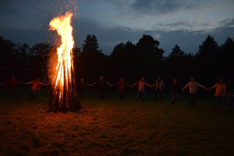 Soirées avec beaucoup d'ambiance dans les campings de Vendée