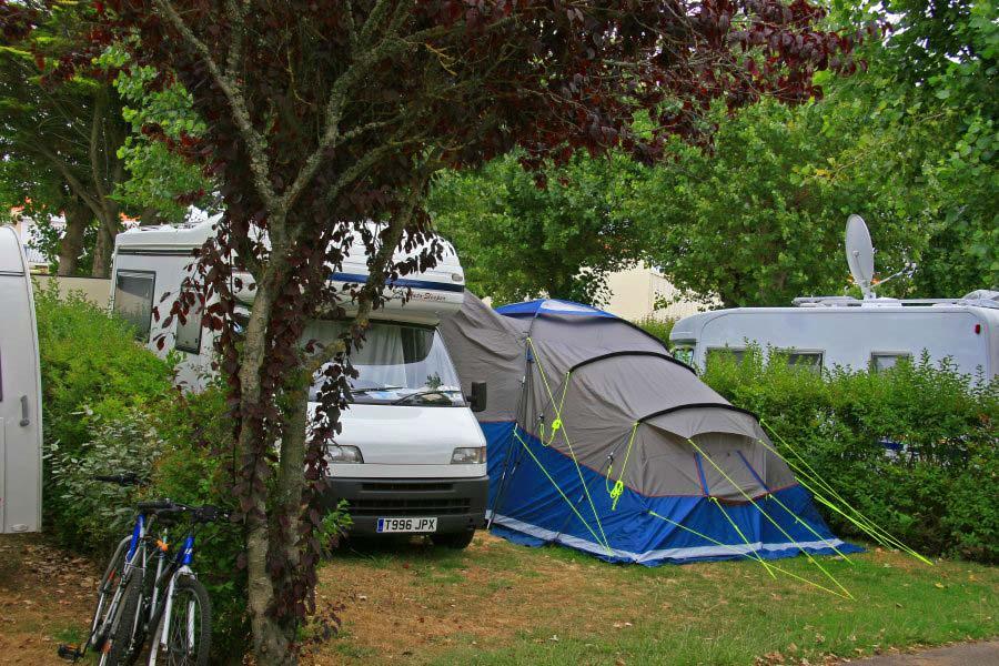 Camping Accueil camping-car en Vendée