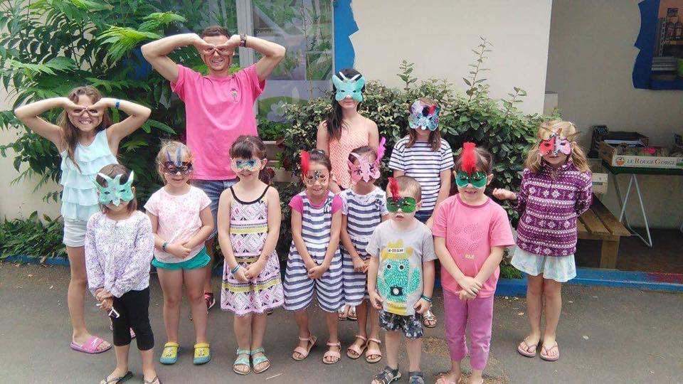 Camping Club enfants en Vendée