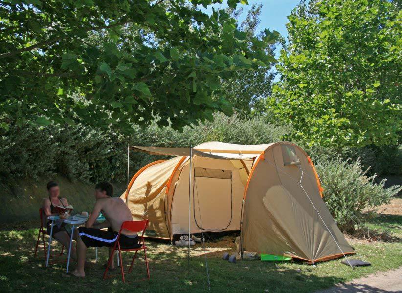 Camping Emplacements  en Vendée