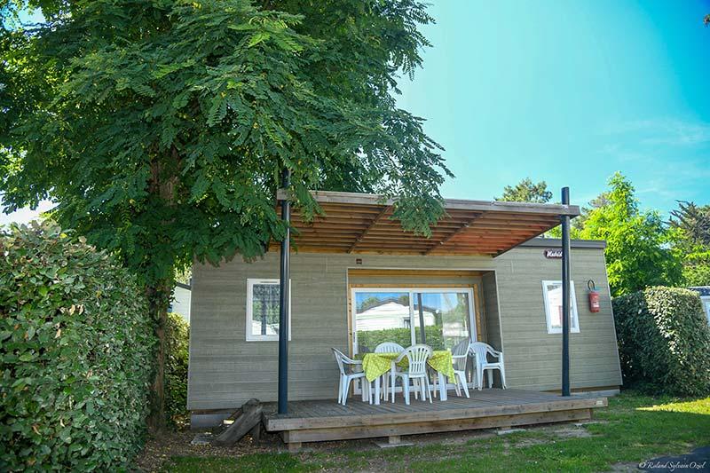 Camping Locations haut de gamme en Vendée
