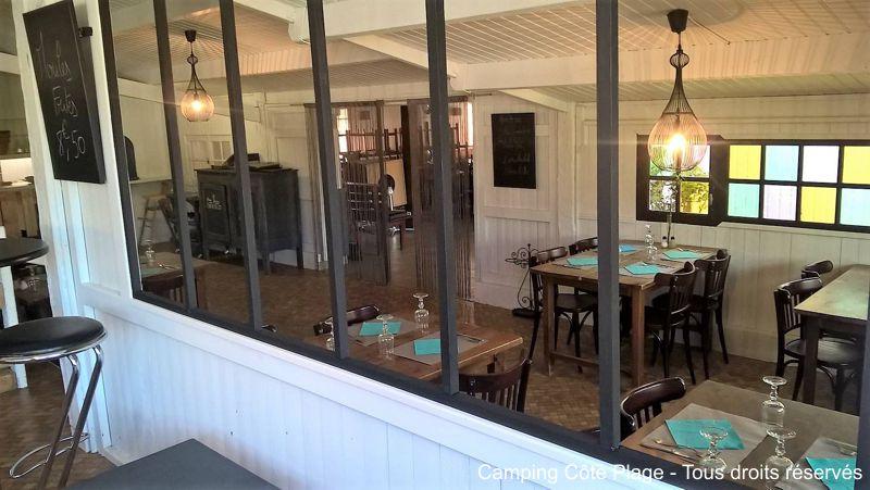 Camping avec snack-bar en Vendée