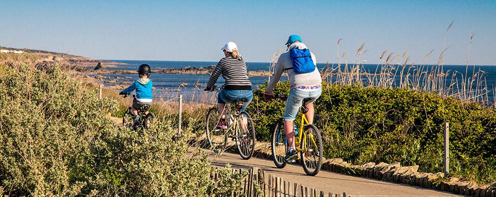Camping proche des pistes cyclables de la Vendée