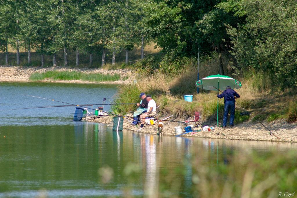 Camping avec pêche en Vendée