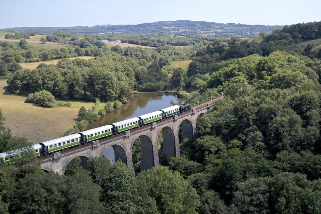 le train de la Vendée